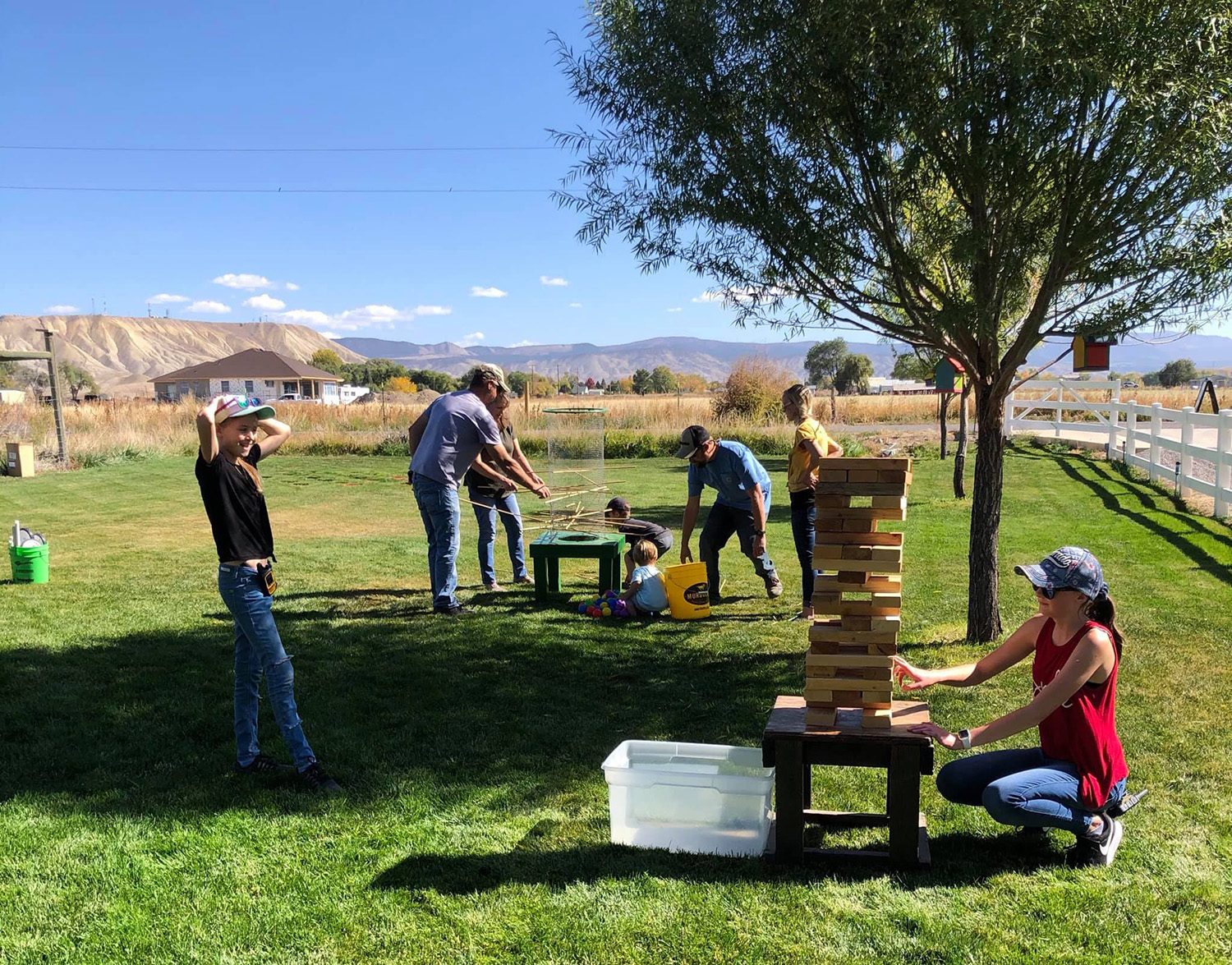 Family activities at Peter's Pumpkin Patch