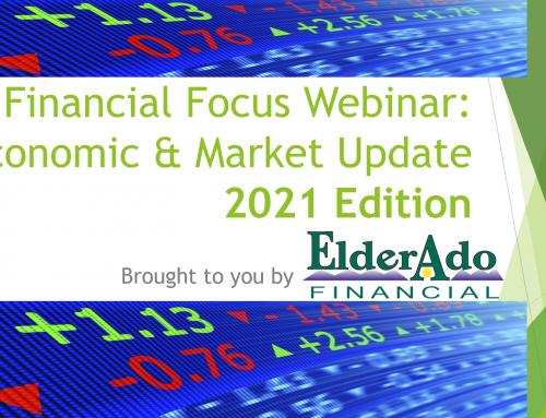 Financial Focus Webinar: 2021 Outlook and Tax Saving Strategies